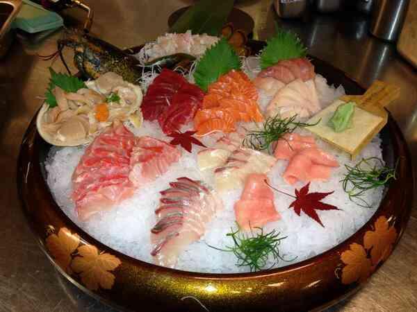 sashimi-platter